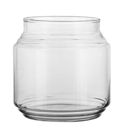Med lucida jar clear front 1000px