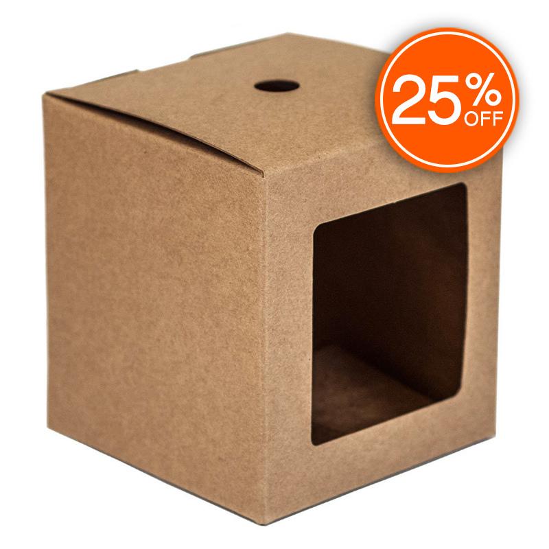 Kraft Tumbler Box