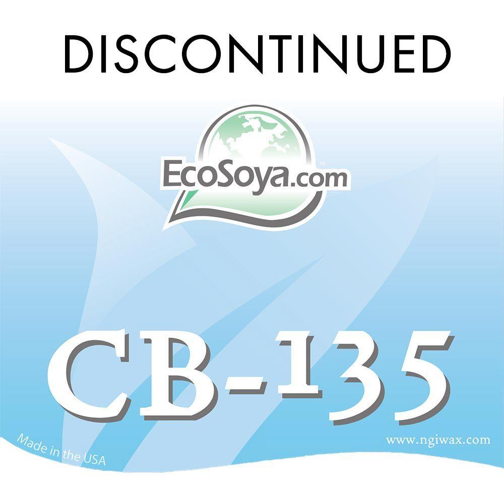 Ecosoya cb 135 soy wax