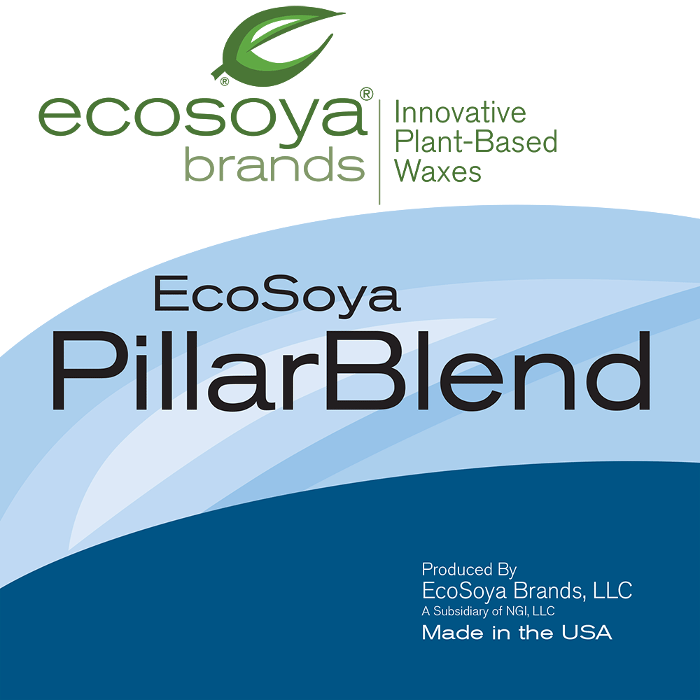 EcoSoya PB Pillar Soy Wax (Discontinued)