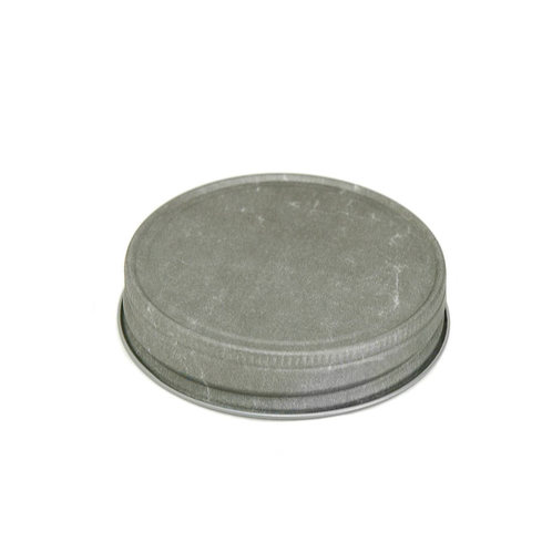 Pewter Jelly Lid