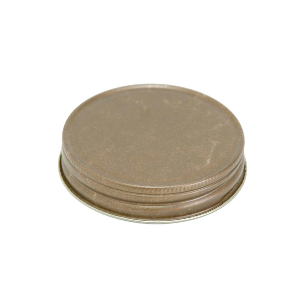#70 G Rustic Threaded Lid