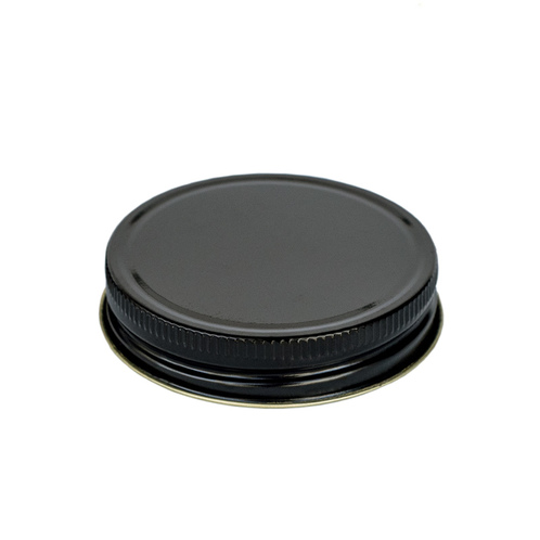 #70 G Black Threaded Lid