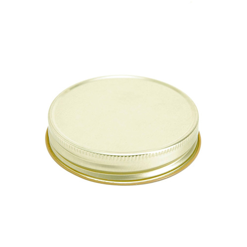 #70 G Gold Threaded Lid