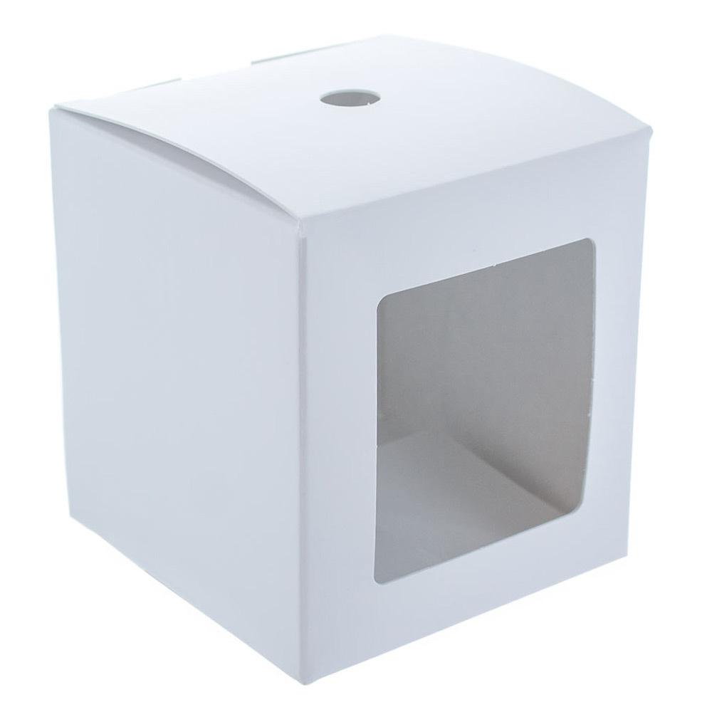 White Tumbler Box