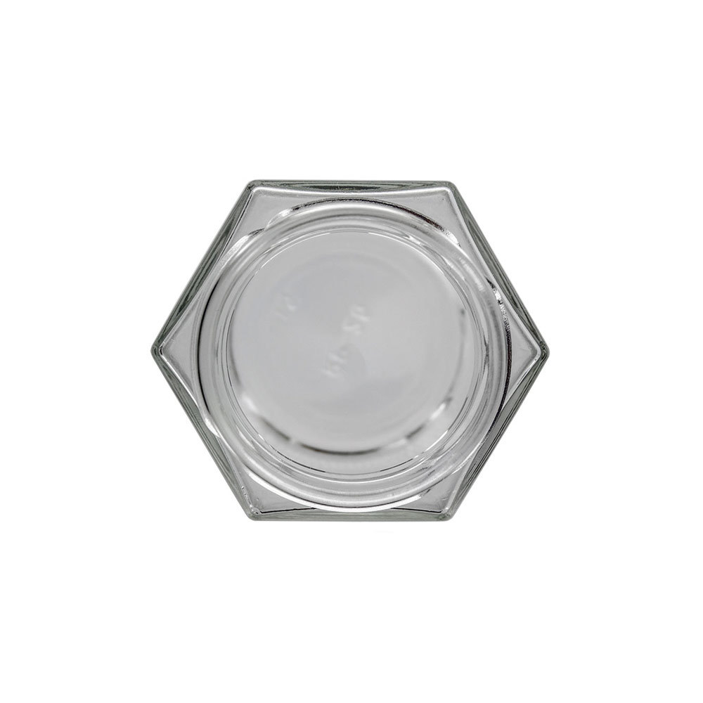 2 oz. Hex Jar (Discontinued)