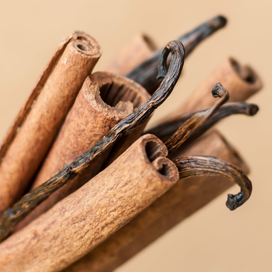 Cinnamon vanilla 3 large