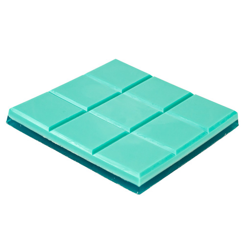 9 bar square slab tray soap bars