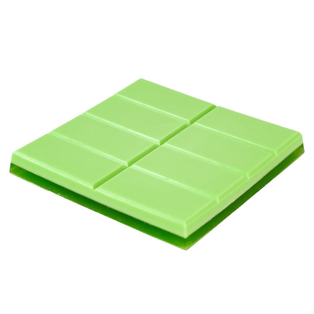 8 Bar Rectangle Slab Tray Soap Mold