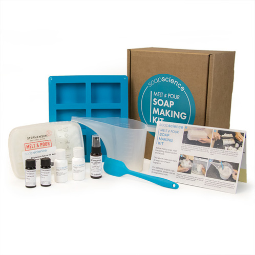 Melt and pout soap making kit v2
