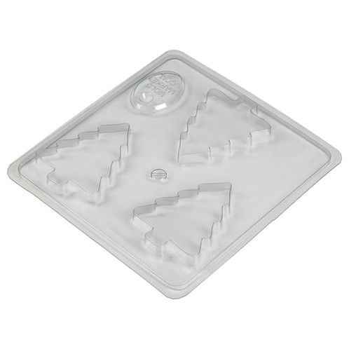 Christmas tree plastic mold tray