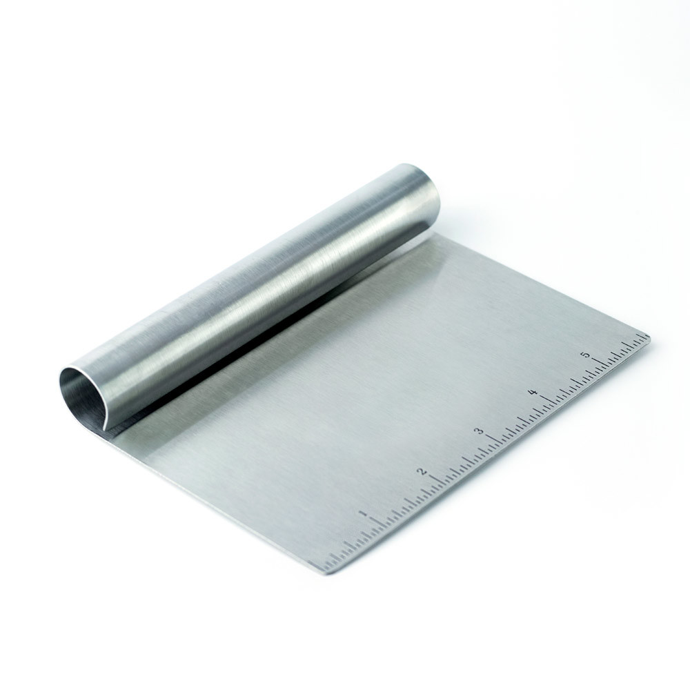 Bottom Side of the Straight Blade Soap Cutter