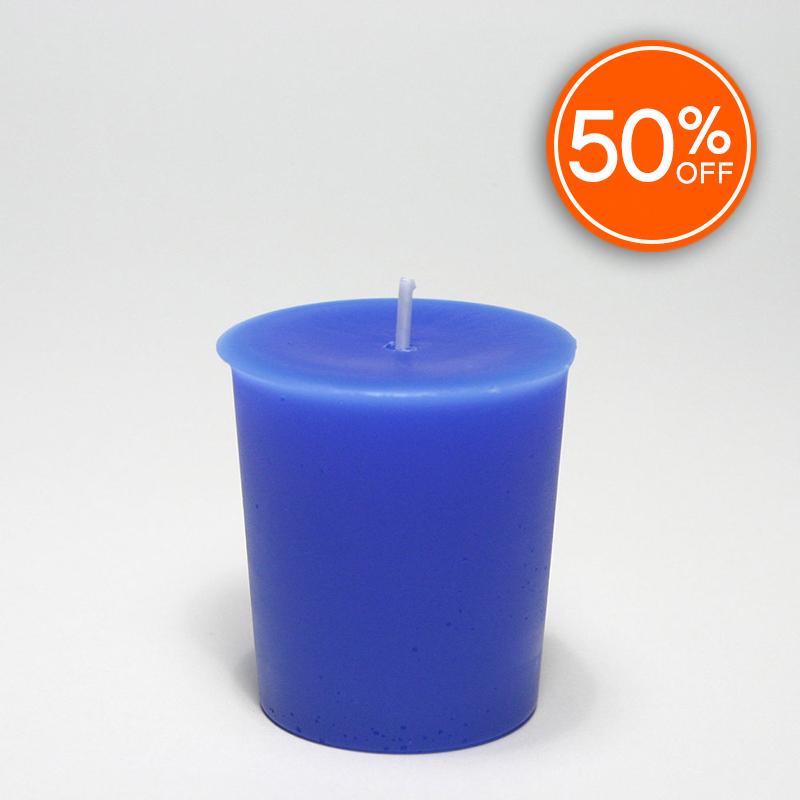 Blue dye chip 50  off