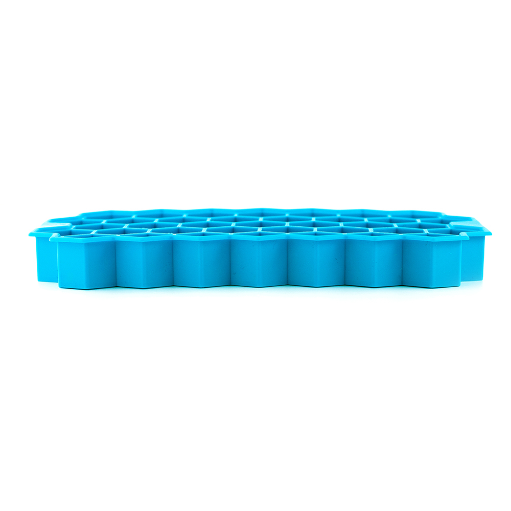 Hexagon Silicone Mold Side View