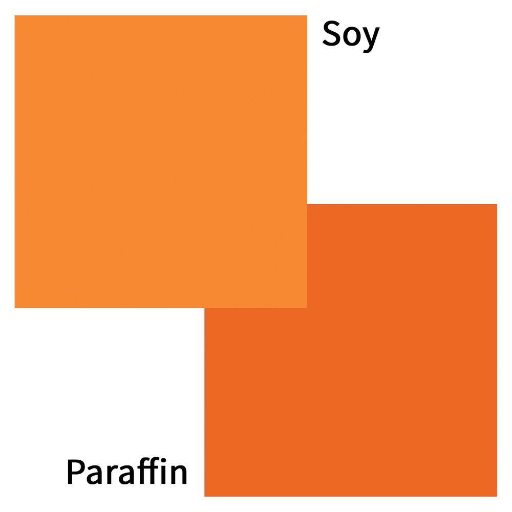 Pumpkin dye blocks