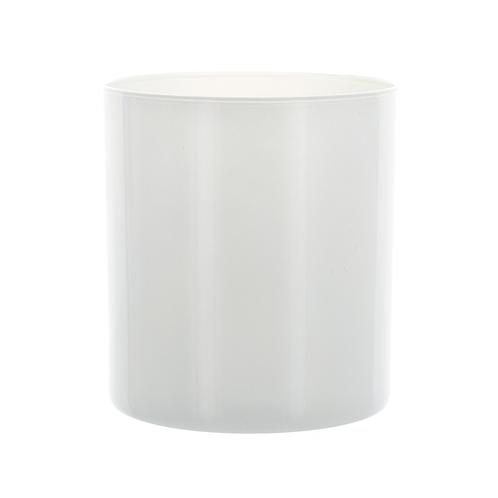 Straight Sided Tumbler (White)