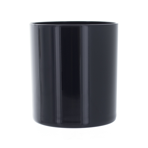 Straight Sided Tumbler (Black)