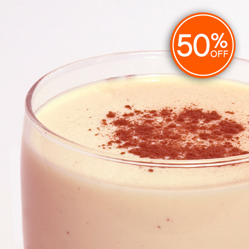 Amaretto nog 50  off