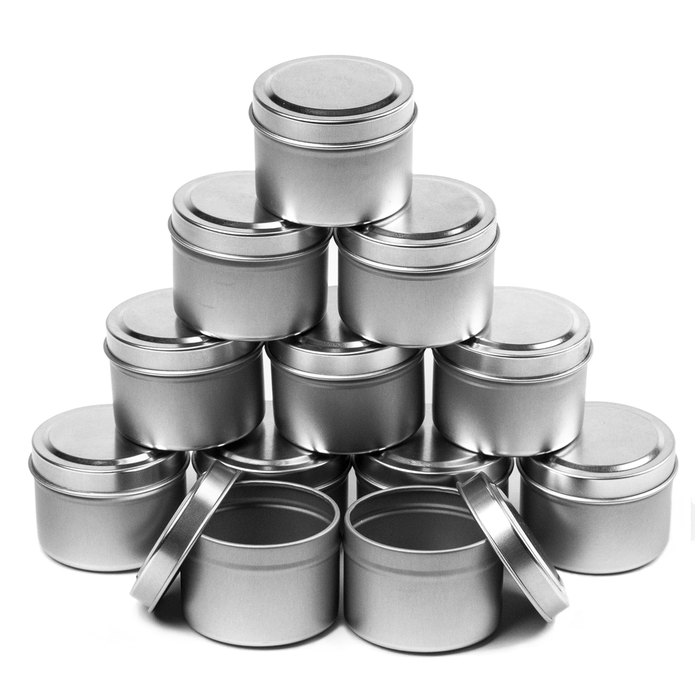 2 oz. Candle Tin Case Pack