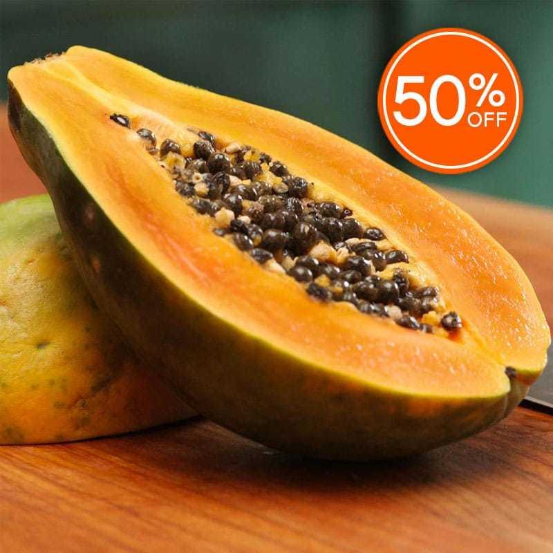 Mango Papaya
