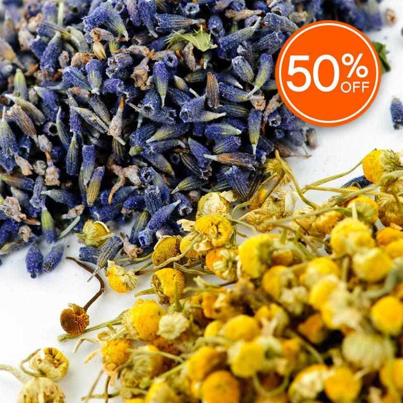 Lavender chamomile fo 50