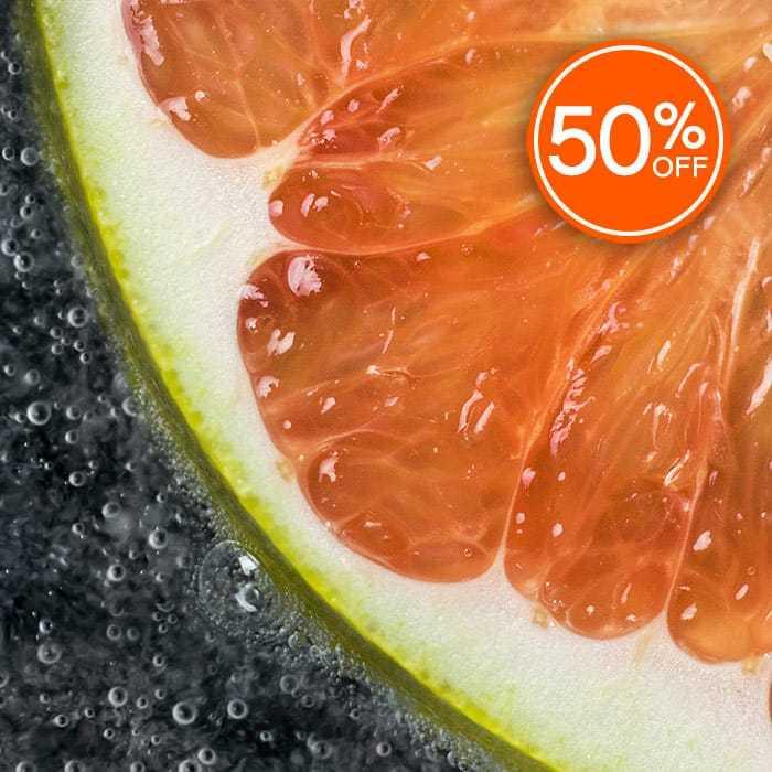 Sparkling pomelo fragrance oil 50
