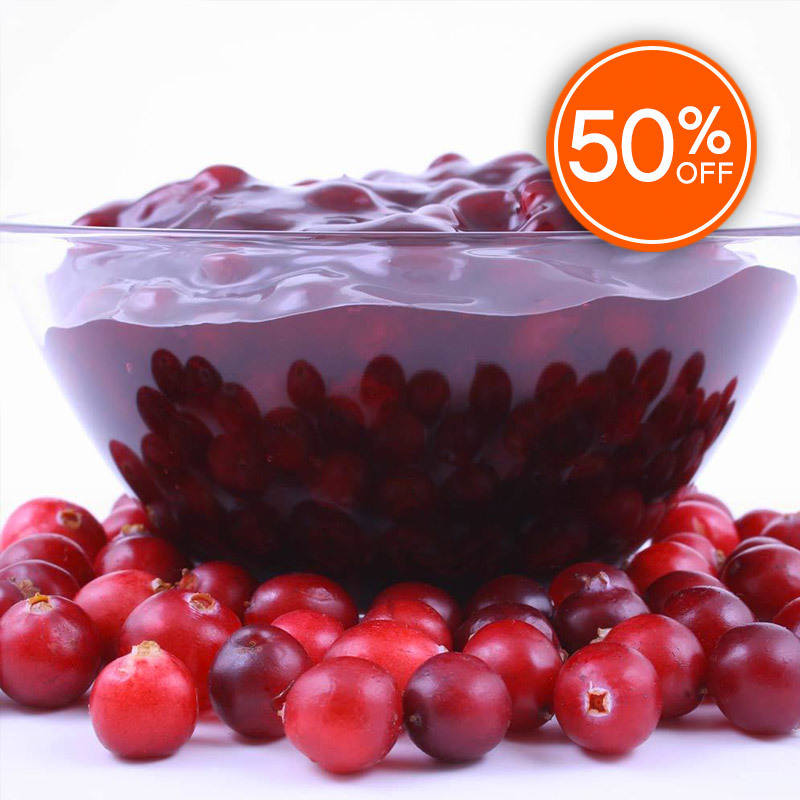 Cranberry Marmalade (Discontinued Version)