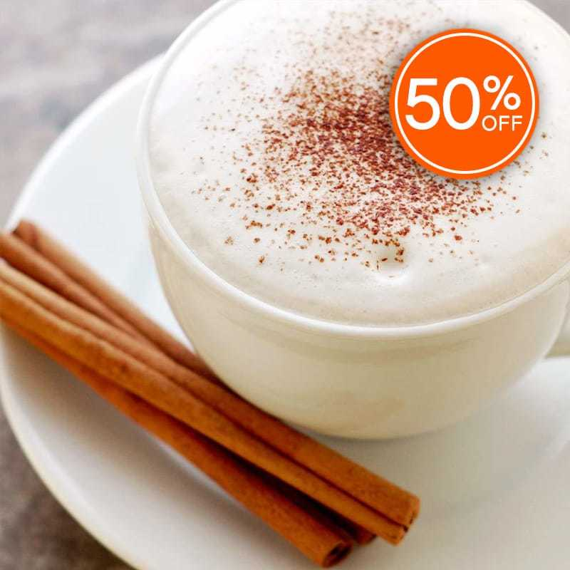 Cinnamon chai fragrance oil 50