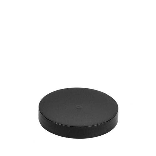 58-400 Black Plastic Threaded Lid