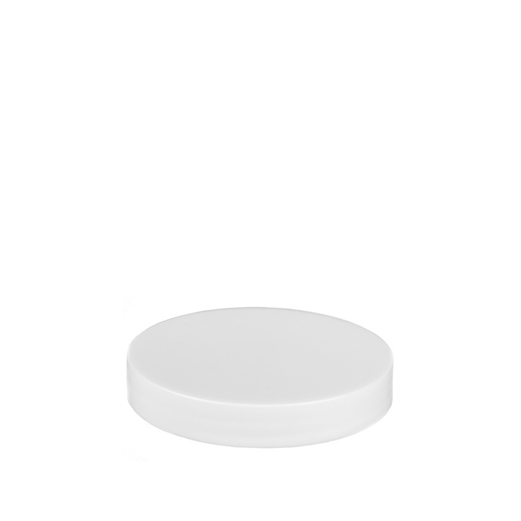 58-400 White Plastic Threaded Lid