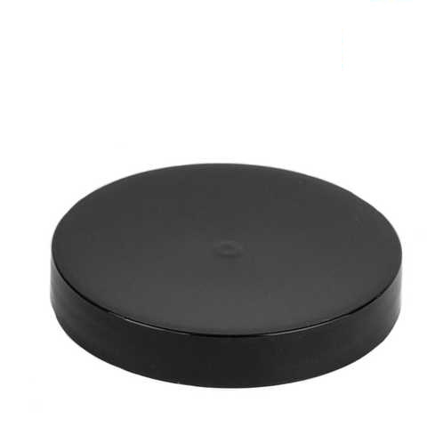 70-400 Black Plastic Threaded Lid