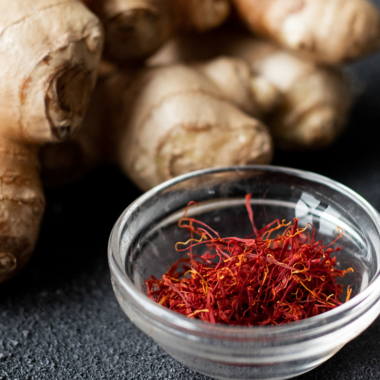 Red Ginger Saffron Fragrance Oil