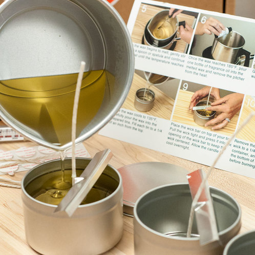Candle Making Pouring Pot Kit