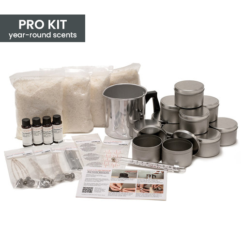 Pro Soy Candle Making Kit