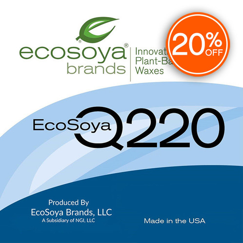 Ecosoya Q220 Soy Wax (Discontinued)