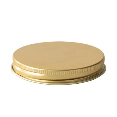 70-400 Gold Threaded Lid