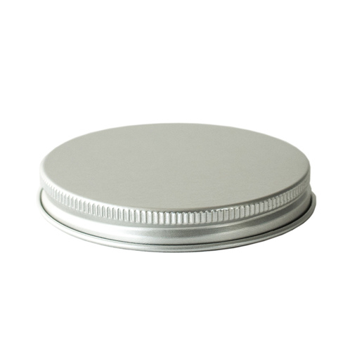 70-400 Silver Threaded Lid