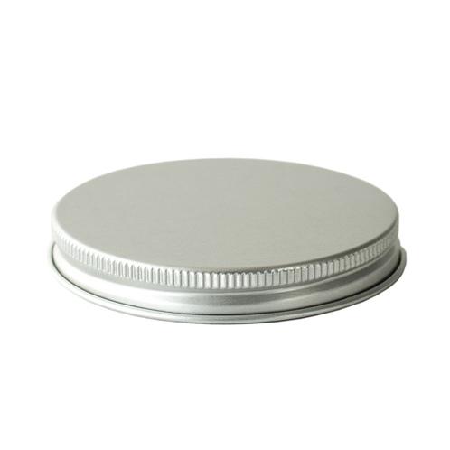 70-400 Silver Threaded Lid