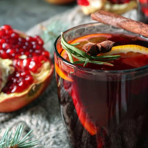 Pomegranate Cider