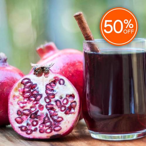 Pomegranate Cider (Discontinued Version)