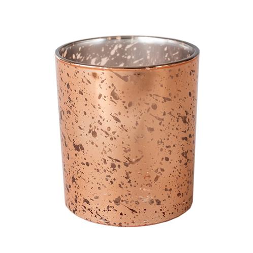 Copper Mercury Tumbler Jar