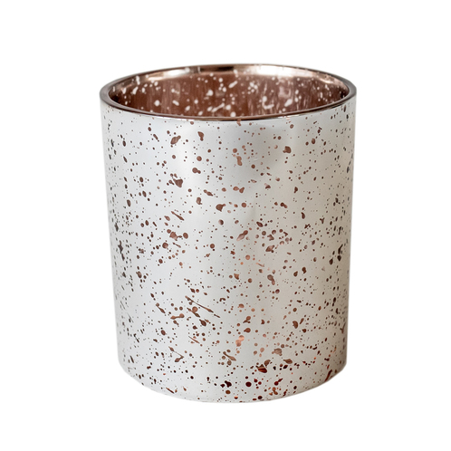 Silver Mercury Tumbler Jar