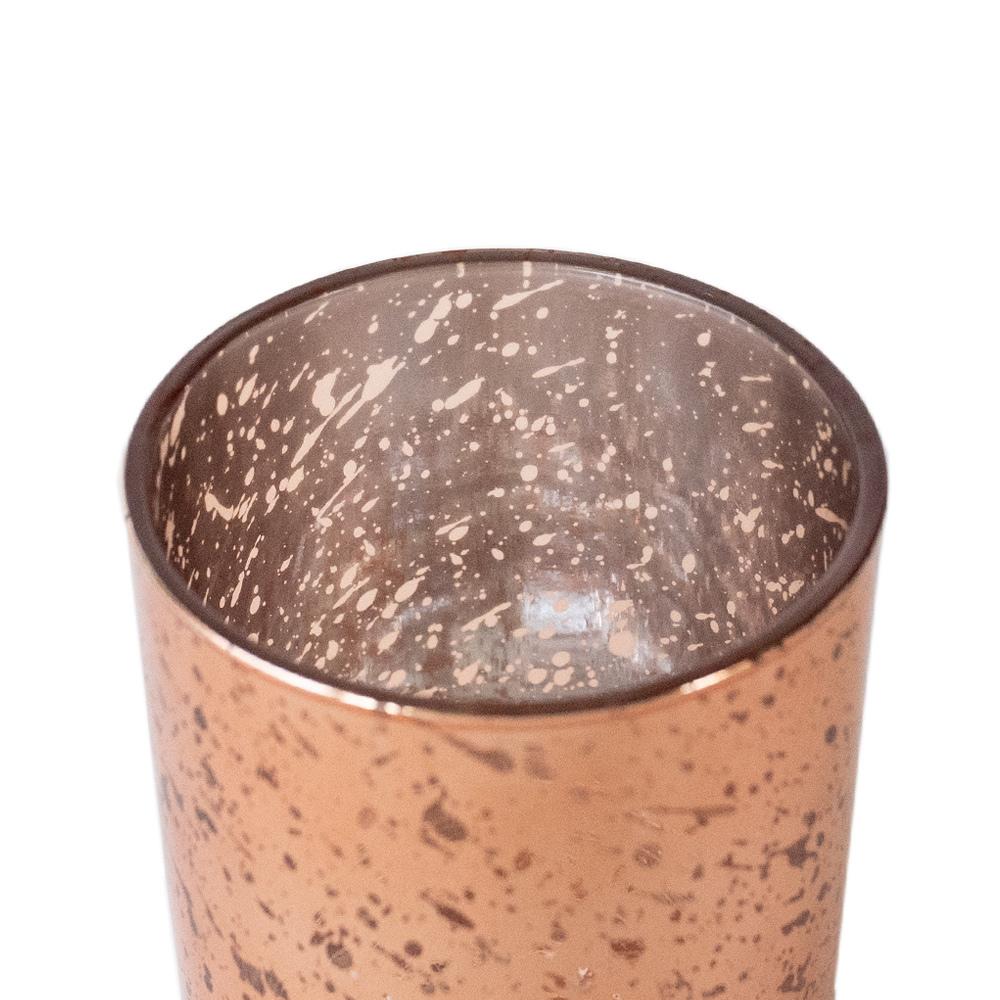 Inside View of the Copper Mercury Tumbler Jar