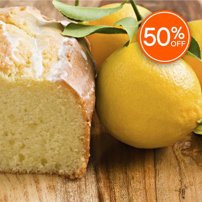 Lemon Pound Cake (Discontinued)
