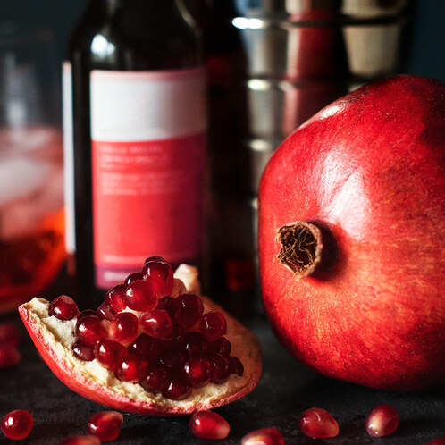 Pomegranate Bitters