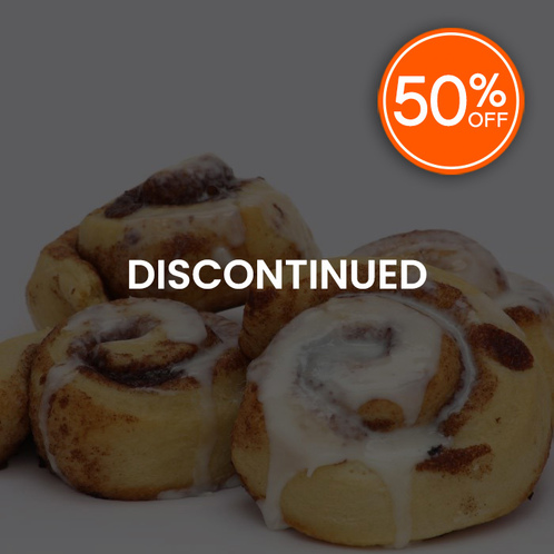 Cinnamon Buns (Discontinued)