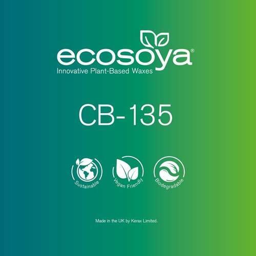 EcoSoya CB 135 Soy Wax Logo