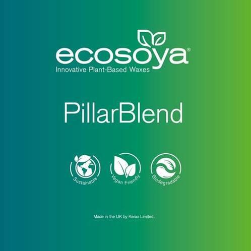 EcoSoya PB Pillar Soy Wax