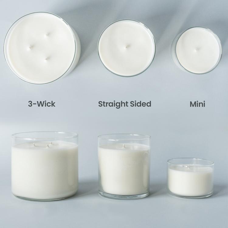 Candle Tumbler Jar Comparison Chart