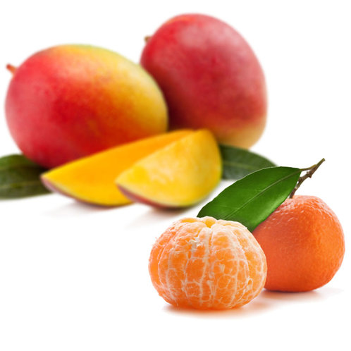 Mango and Tangerine